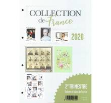 Collection de France 2ème trimestre 2020