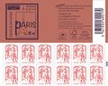 tarifs et prix des timbres enveloppes lettres recommand es colis et r exp dition. Black Bedroom Furniture Sets. Home Design Ideas