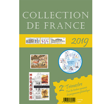 Collection de France 2 ème Trimestre 2019