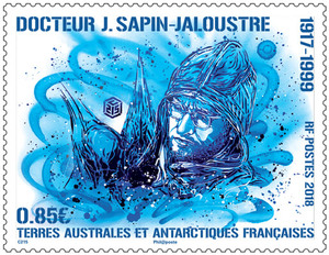 TAAF - Docteur Sapin-Jaloustre