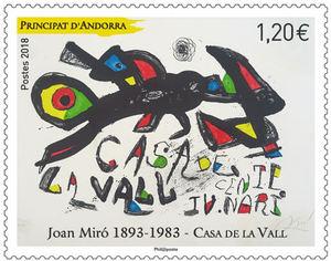 Andorre - Joan Miro