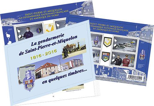 saint pierre et miquelon livret gendarmerie boutique particuliers la poste. Black Bedroom Furniture Sets. Home Design Ideas