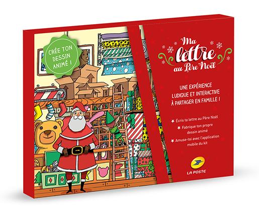La Poste Lettre Pere Noel Kit   Ma Lettre au Père Noël | Boutique Particuliers La Poste