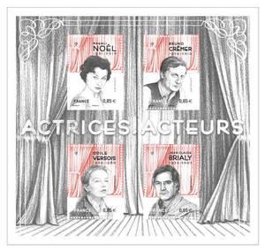 Bloc - Actrices Acteurs