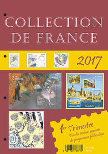 Agrandir l'image : Collection De France 1er Trimestre 2017