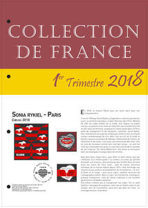 Collection de France 1er Trimestre 2018