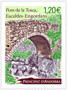 Andorre - Pont de la Tosca