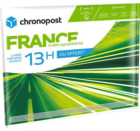 Enveloppe Chronopost - 1kg - 2019