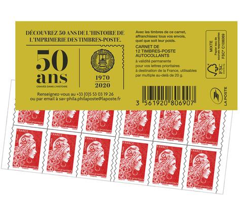 50 ans de l'Imprimerie