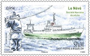 Saint-Pierre-et-Miquelon - Le Nevé