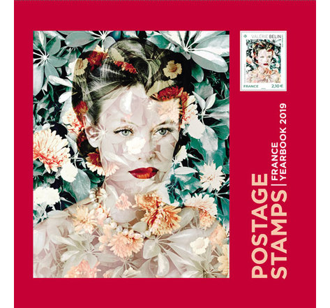 The Postage Stamps of France - Yearbook 2019