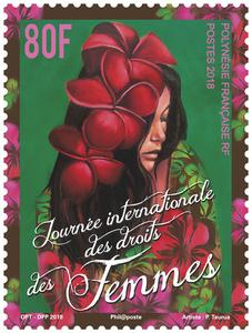 Polynésie Française - Journée de la Femme