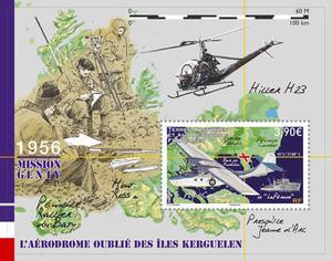 TAAF - L'aérodrome oublié des îles Kerguelen