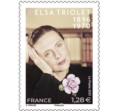 Elsa Triolet - Lettre prioritaire