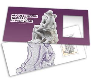 Souvenir - Auguste Rodin - Le baiser