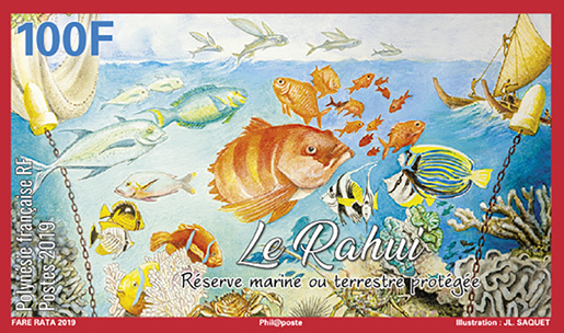 Polynésie Française - Le Rahui