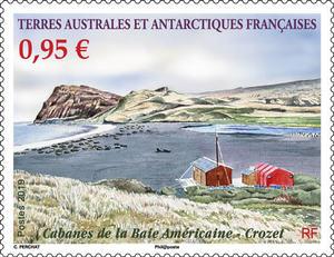 TAAF - Cabanes de la Baie Américaine - Crozet