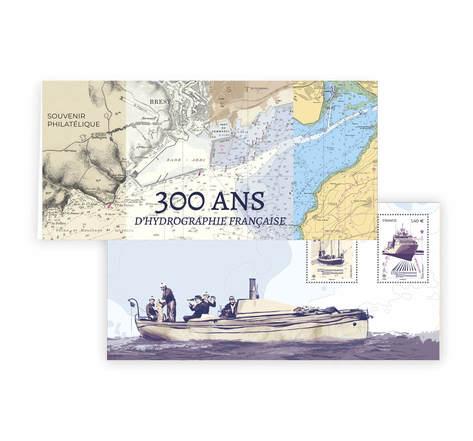 Souvenir - 300 ans Hydrographie française