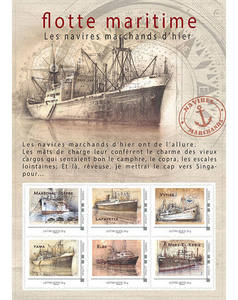 Collector - Navires Marchands d'Hier