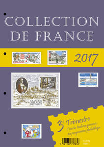 Agrandir l'image : Collection de France 3ème Trimestre 2017