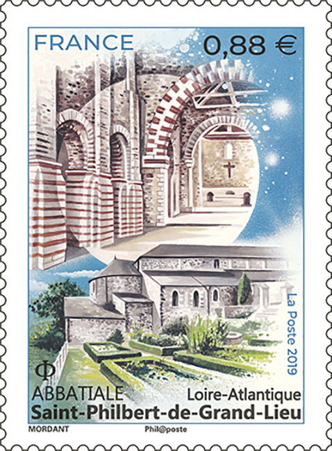 Abbaye de Saint-Philbert-de-Grand-Lieu