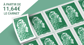 timbres Marianne