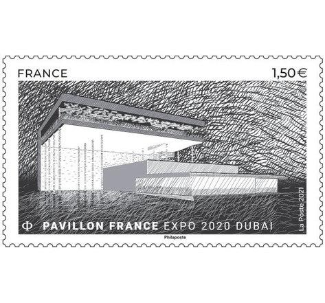 Expo 2020 Dubaï - Lettre verte