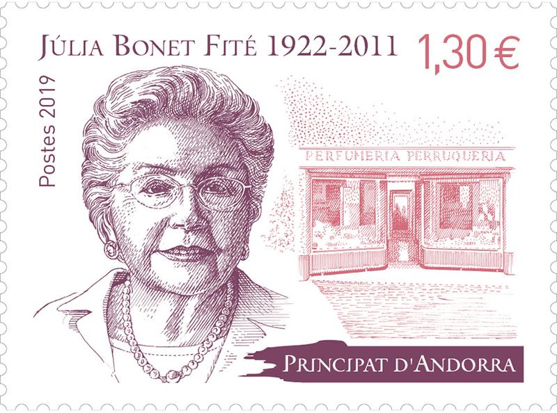 Andorre - Júlia Bonet Fité