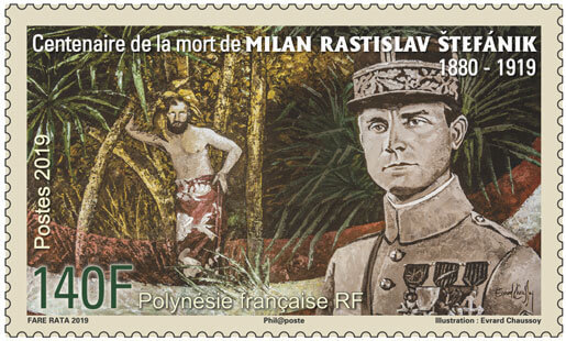 Centenaire de la mort de Milan Stefanik