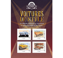 Collector - Voitures de style - Studio