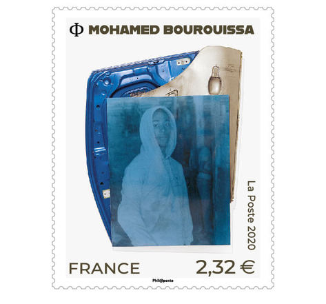 Mohamed Bourouissa - Lettre Prioritaire