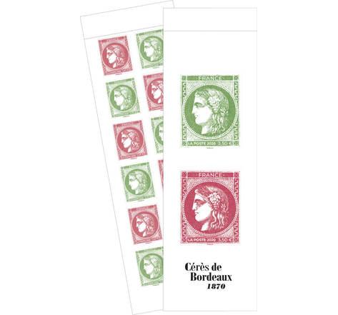 Salon d'Automne - Cérès de Bordeaux - 14 timbres gommés