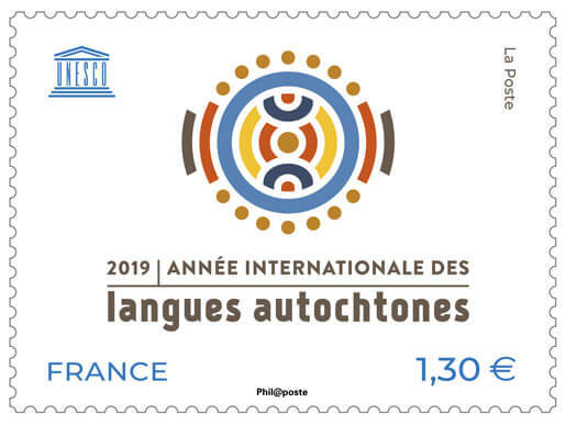 Unesco - 2019 Année Internationale des langues autochtones