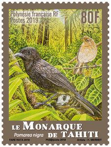 Polynésie Française - Le Monarque