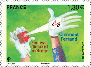 Timbre - Festival du court métrage - Clermont-Ferrand