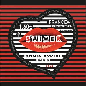 Timbre cœur - Sonia Rykiel - 100g