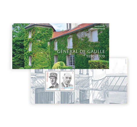 Général Charles de Gaulle 1890-1970