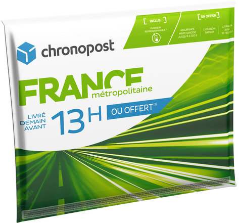 Pochette matelassée Chronopost - 2 kg - 2019