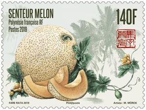 Polynésie Française - Senteur Melon