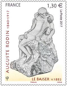Timbre - Auguste Rodin - 1840-1917