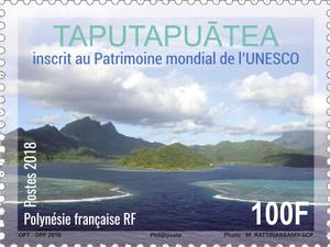 Polynésie Française - Marae Taputapuatea