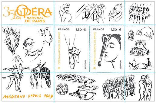 Bloc - Opéra National de Paris