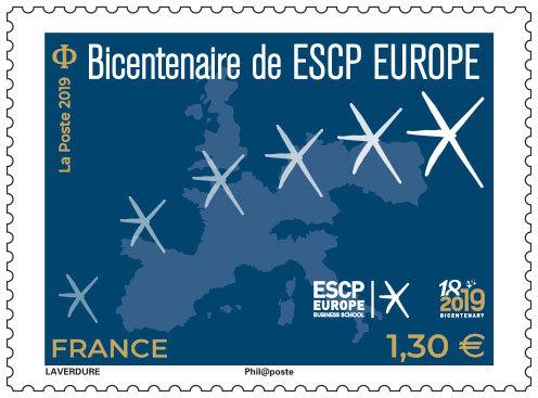 Bicentenaire de ESCP Europe - 1819-2019