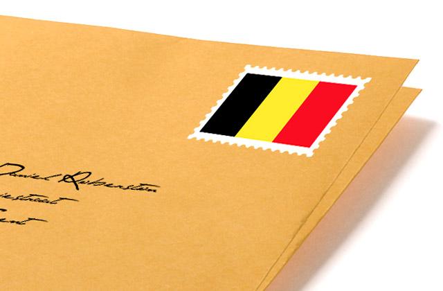 Comment Envoyer Du Courrier Vers La Belgique