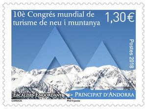 Andorre - 10è Congrés mundial de turisme de neu i muntanya