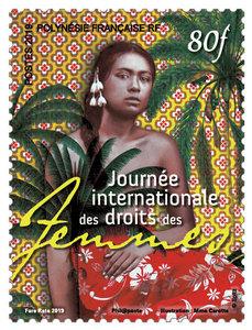Polynésie Française - Journée internationale des droits des femmes