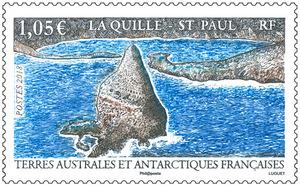 TAAF - La Quille - Saint Paul