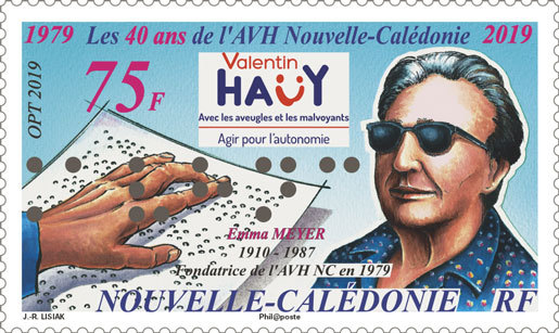 40 ans de L'association Valentin Hauy