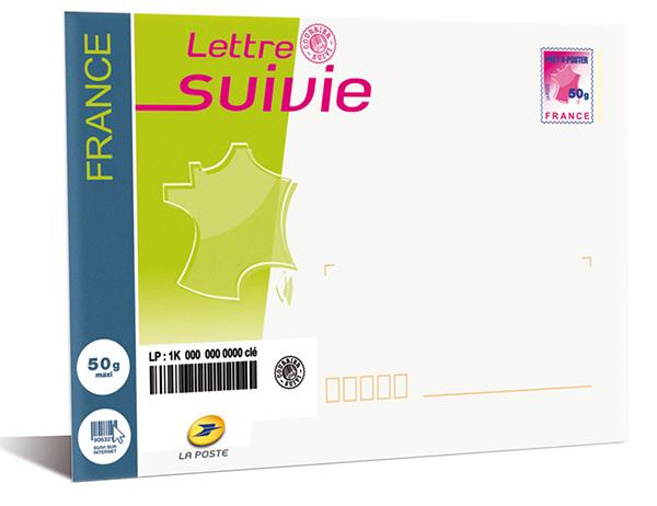 Pret A Poster Lettre Suivie 50g Unite Boutique Particuliers