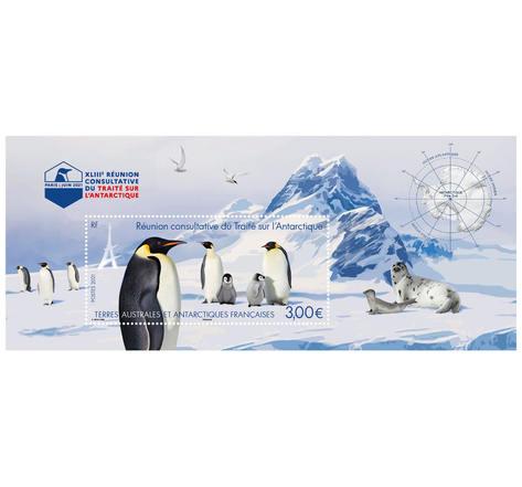 Traité sur l'Antarctique